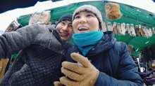 Irkutsk mercato