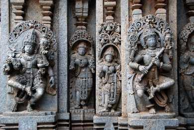 1 Somnathpur tempio di Keshava (11)