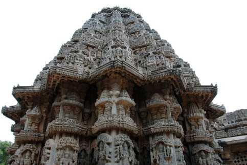 1 Somnathpur tempio di Keshava (8)
