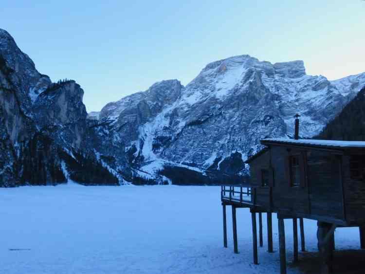 Lago di Braies, San Candido, Tre Cime, Dolomiti, Alto Adige, Sud Tirolo