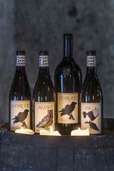 i Vini prodotti direttamente nel maso