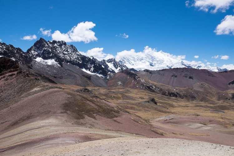 Rainbow mountain - Vinicunca