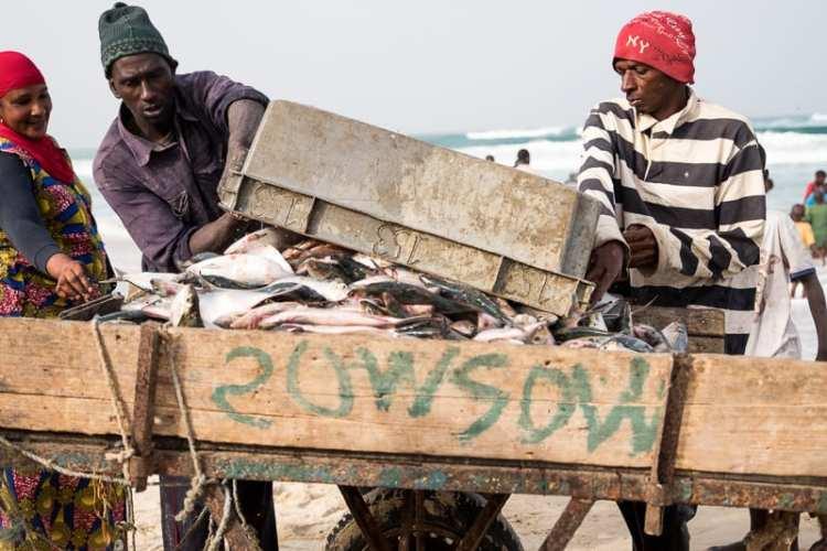 Lompoul sur Mer, Senegal