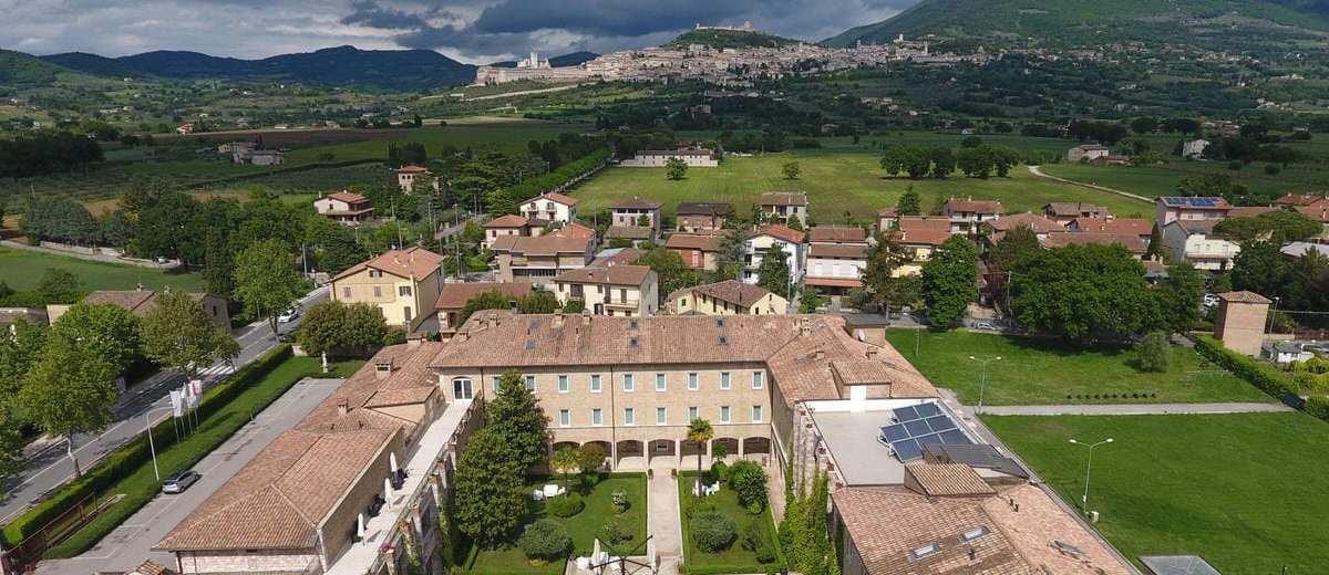 Dove dormire ad Assisi: l\'Hotel Cenacolo è stata la nostra ...