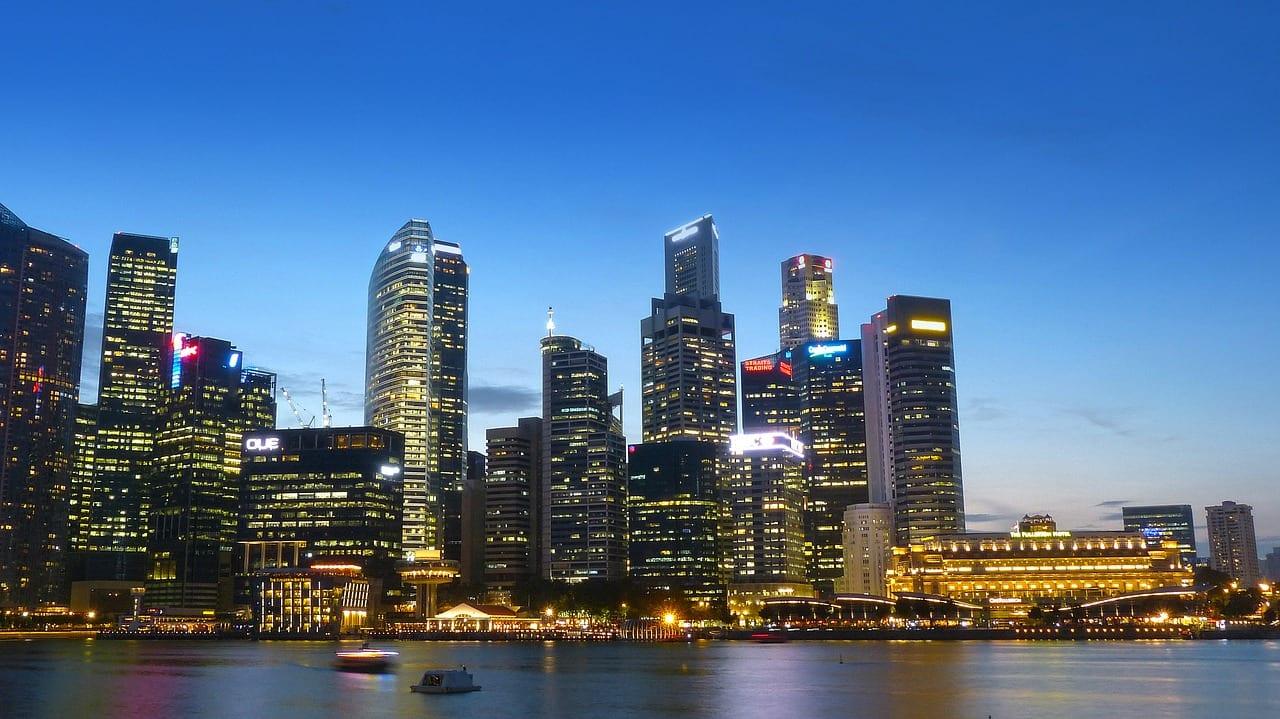 velocità di incontri a Singapore