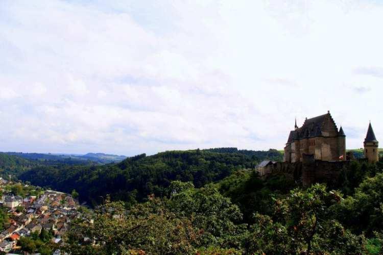 Vianden - Lussemburgo