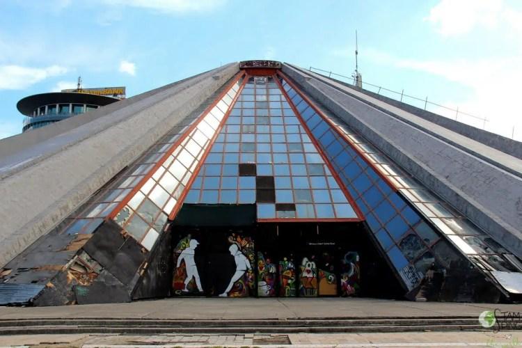 Piramide - Tirana