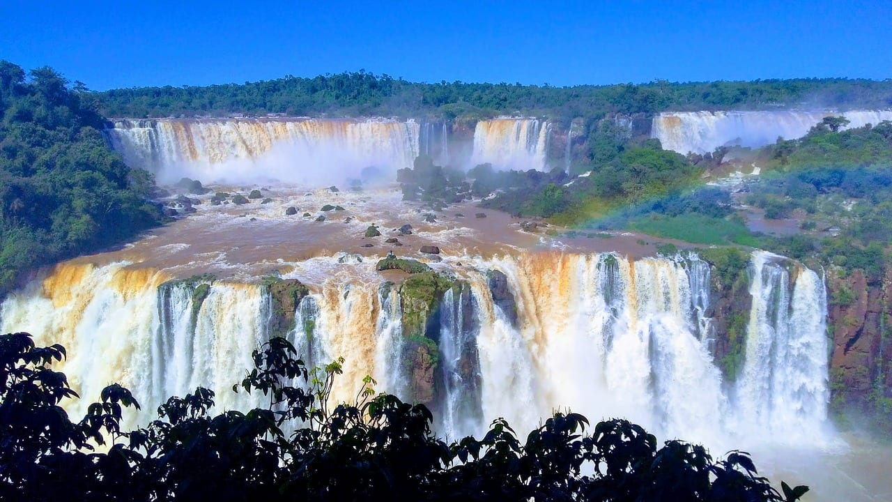 viaggio in Argentina-cascate-di-iguazu