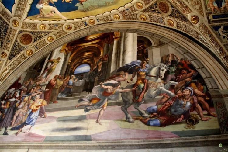 Stanza di Eliodoro - Musei Vaticani