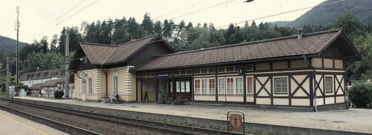 Bahnhof Villach Warmbad