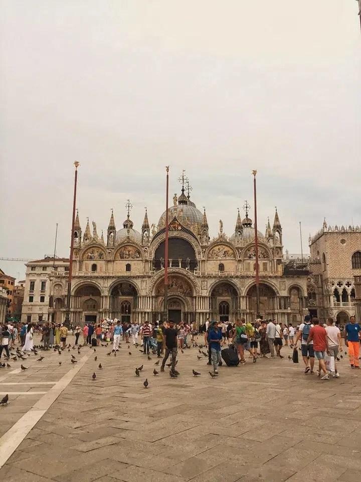 cosa vedere a Venezia in un giorno-piazza-san-marco