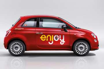 Enjoy – car sharing