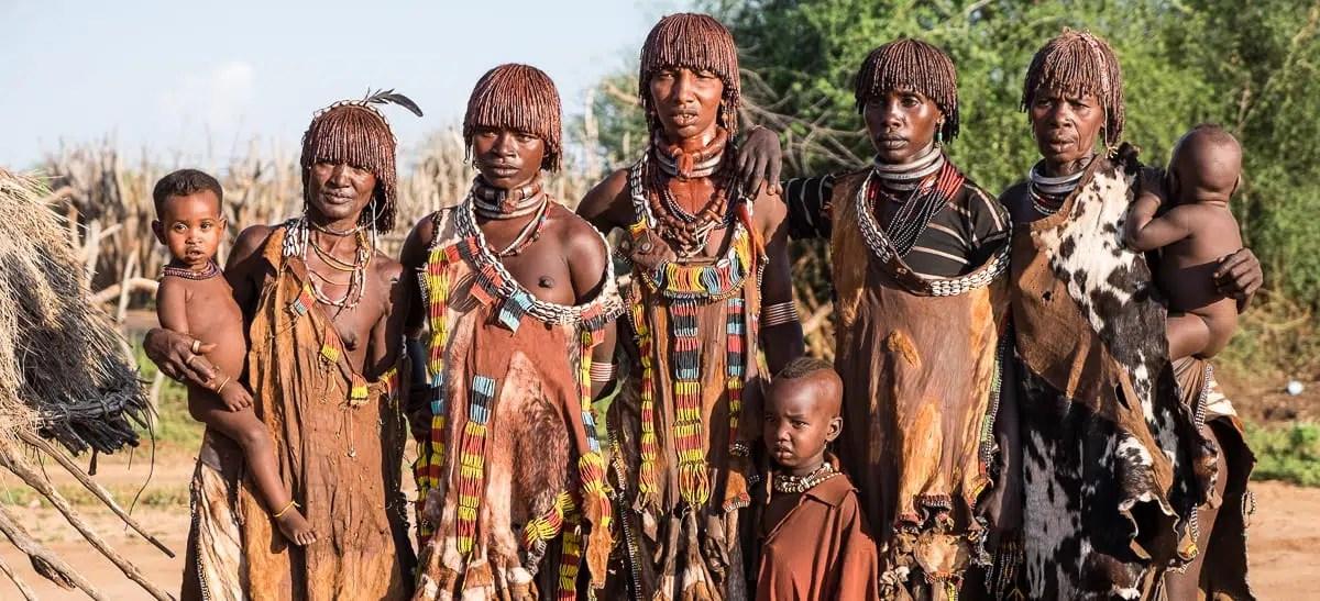 Etiopia- Valle dell'Omo