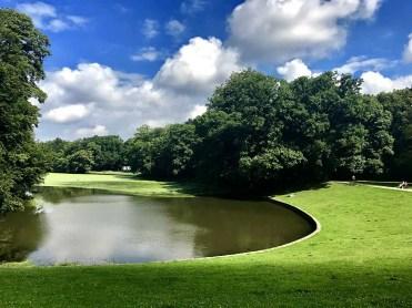 Lago presso Parco de Woluwe