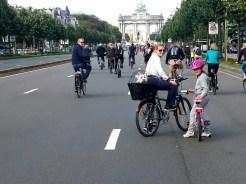 Bruxelles senza auto