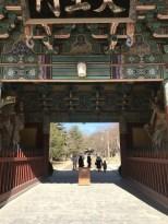 Bulguk temple