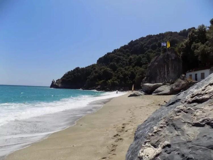spiaggia Saranta