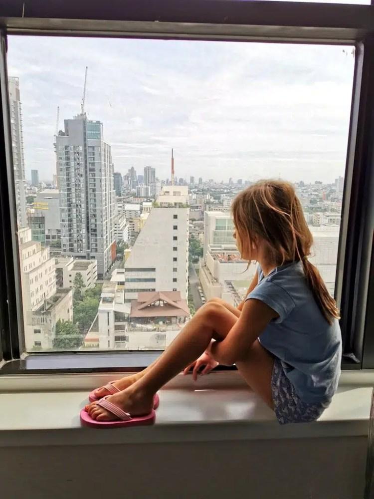 Sukosol Hotel bangkok con i bambini