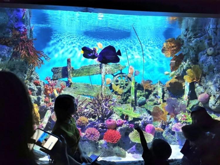 Bangkok Sealife Ocean World