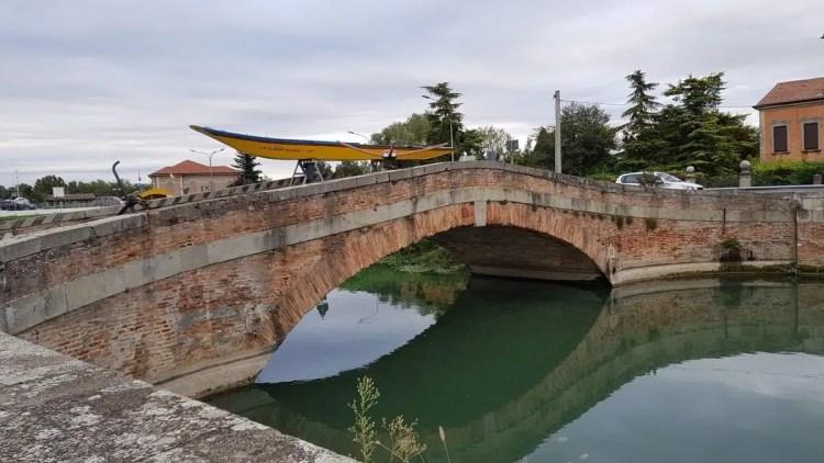 in bici dai Colli all'Adige