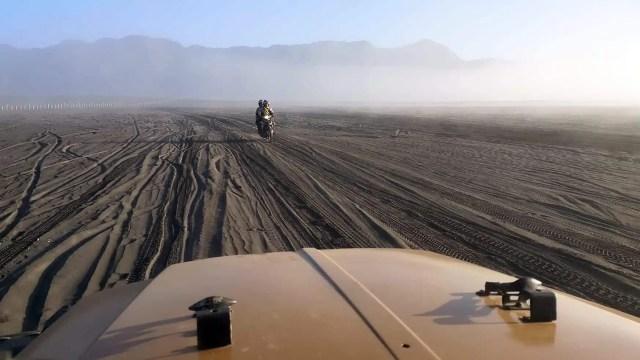 sabbia al monte bromo indonesia