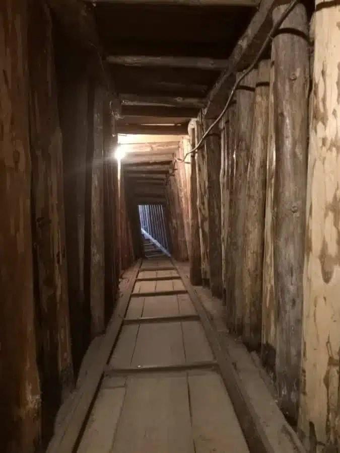 Museo del Tunnel a Sarajevo