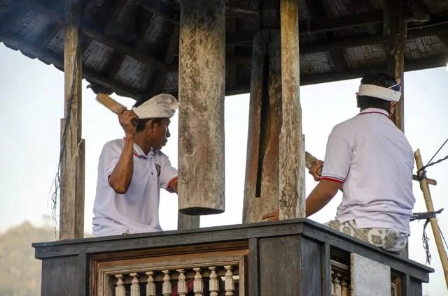 cerimonia a Bali