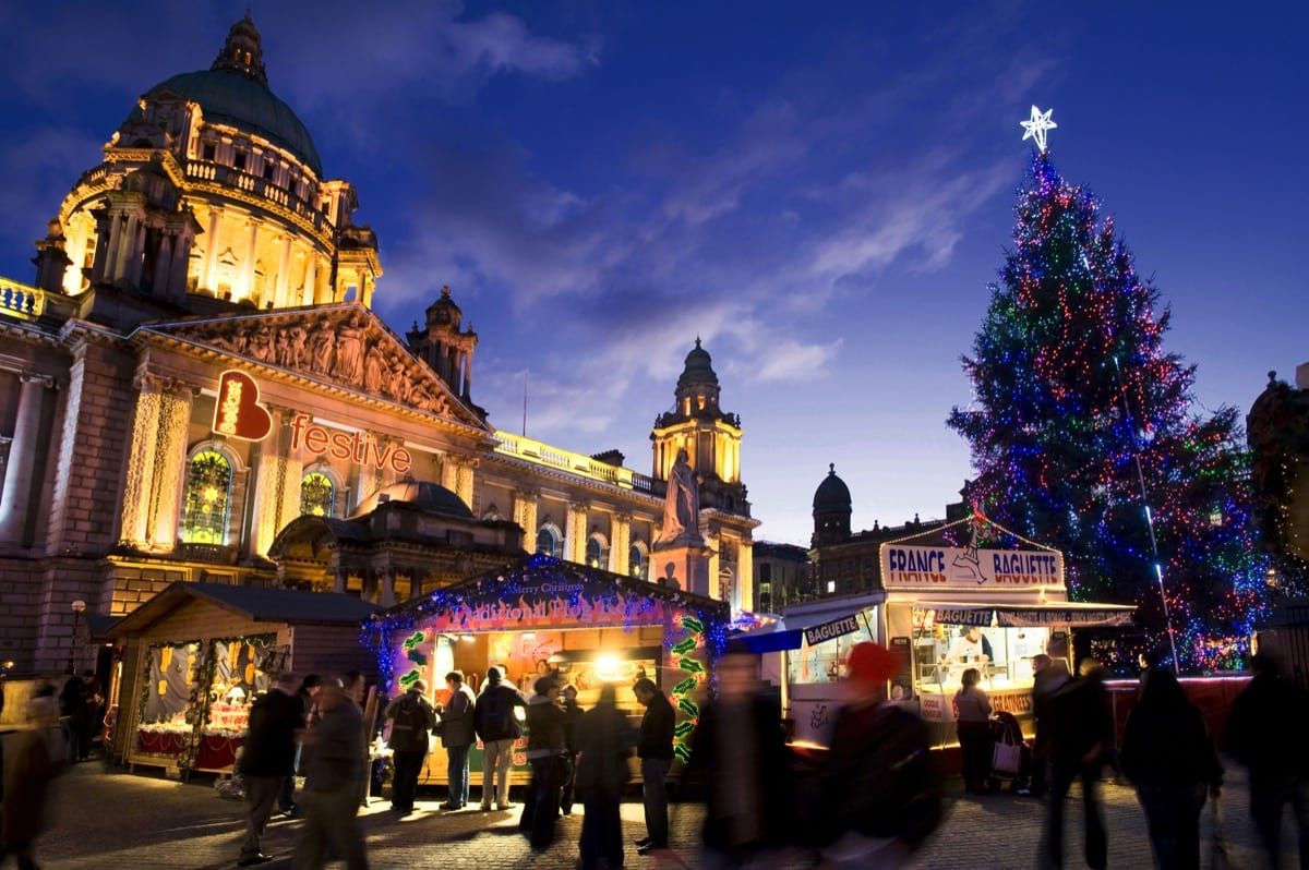 Natale a Belfast