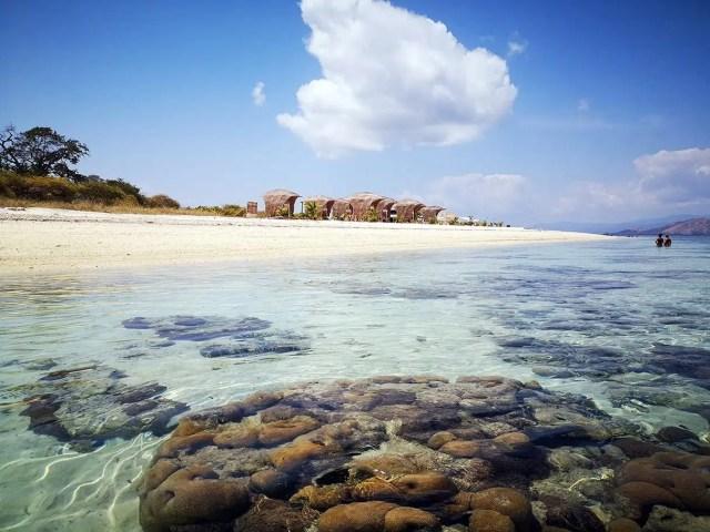 Isola dei Pirati in indonesia