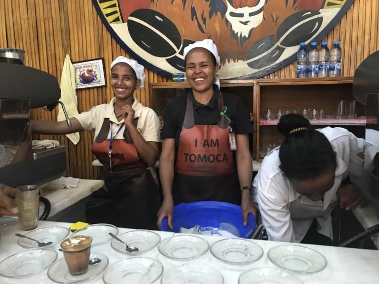 bar in etiopia