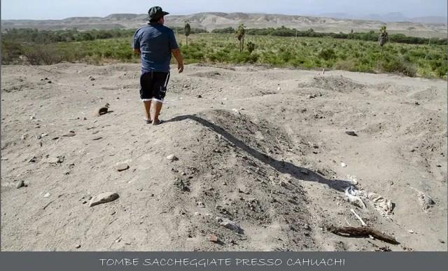 Paisaje arqueologico Pampas de Cahuachi