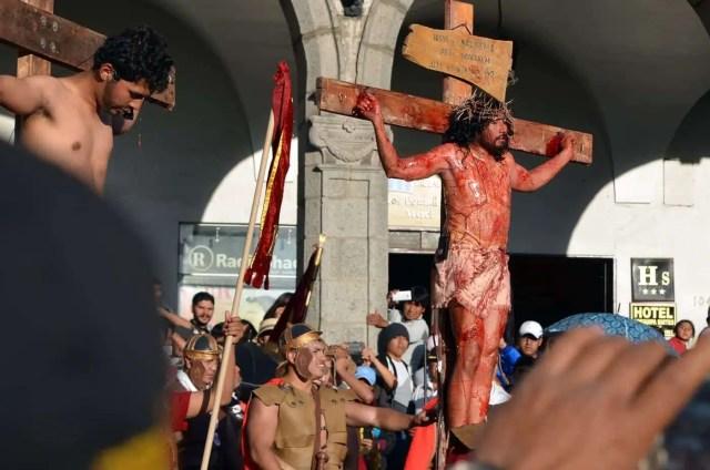 Giovedì Santo ad Arequipa