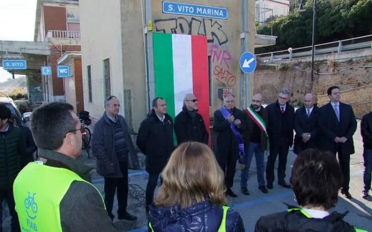 L'assessore alle attività produttive, turismo, cultura e spettacolo della Regione Abruzzo, Mauro Febbo