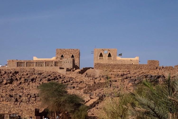 rovine a Oudane in Mauritania