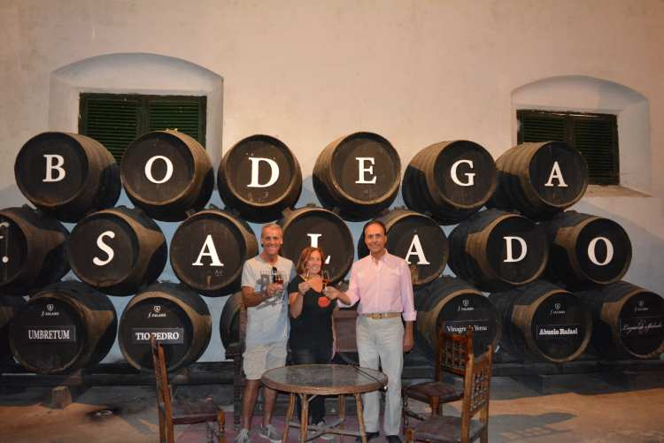 azienda vinicola Bodegas F. Solado