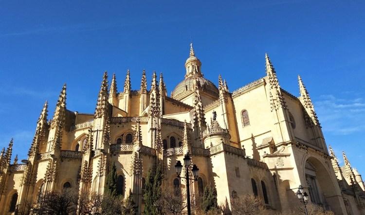 La Catedral di segovia