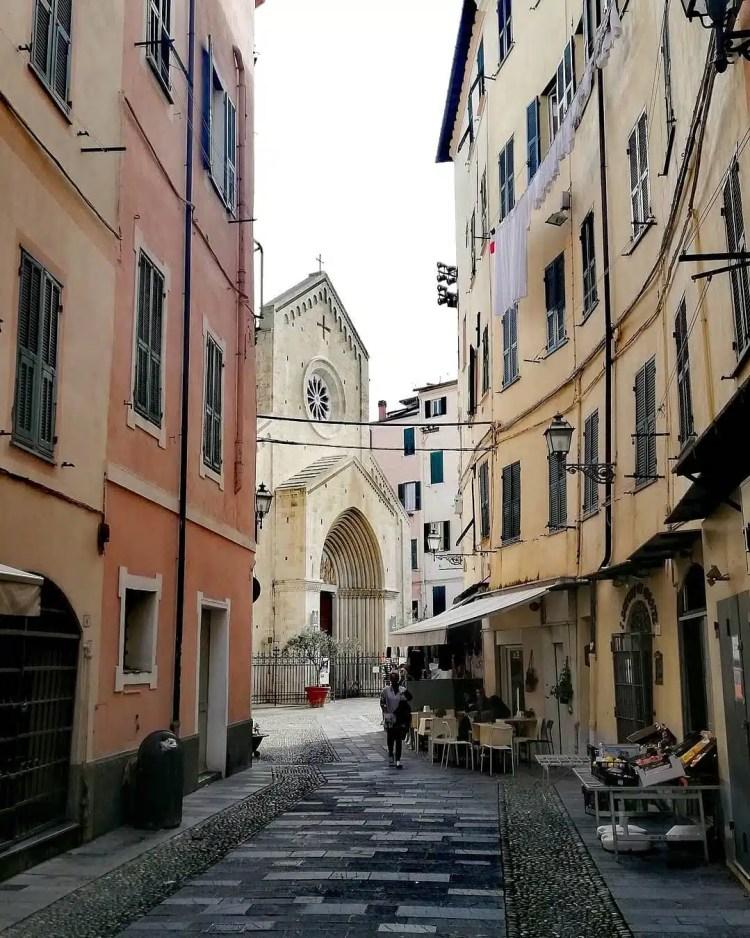 cattedrale di San remo