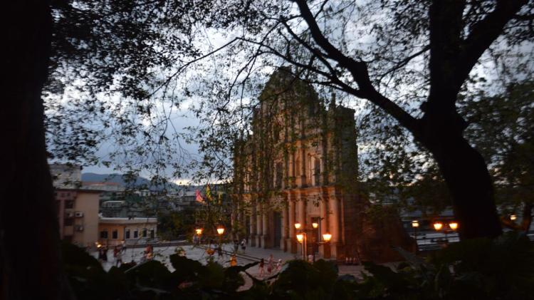 centro storico macao