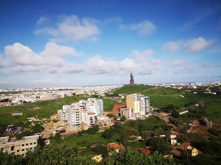 Monumento al Rinascimento africano Senegal