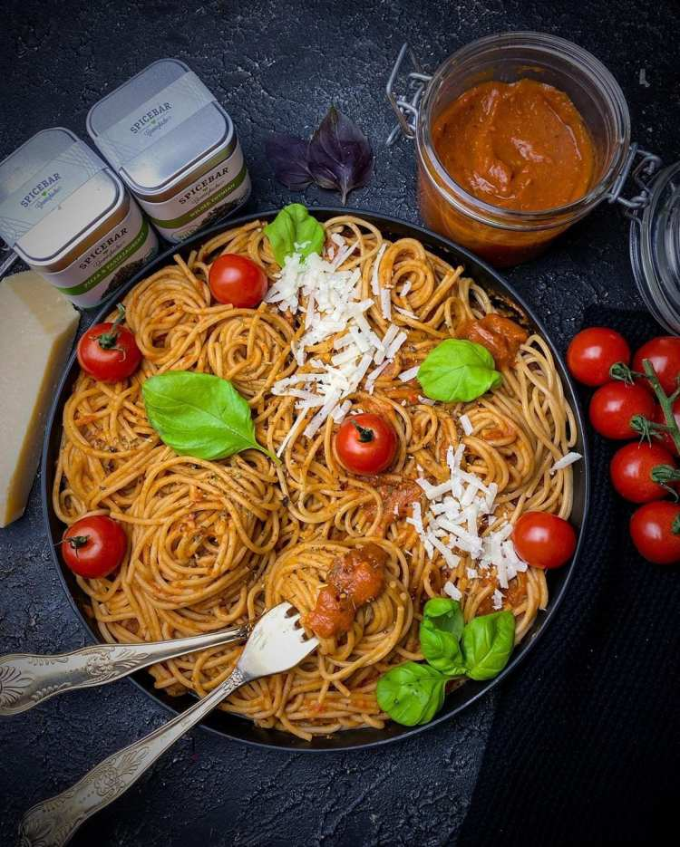 Pasta al pomodoro – Italia