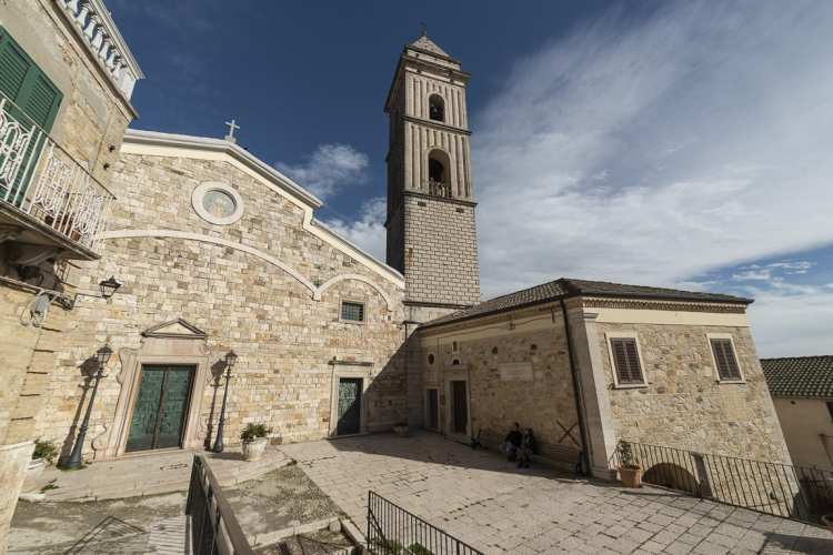 Chiesa Matrice di San Nicola, Sant'Agata di Puglia