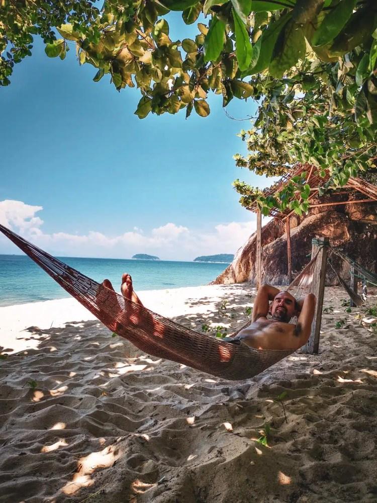 relax alle isole Cham Islands Vietnam