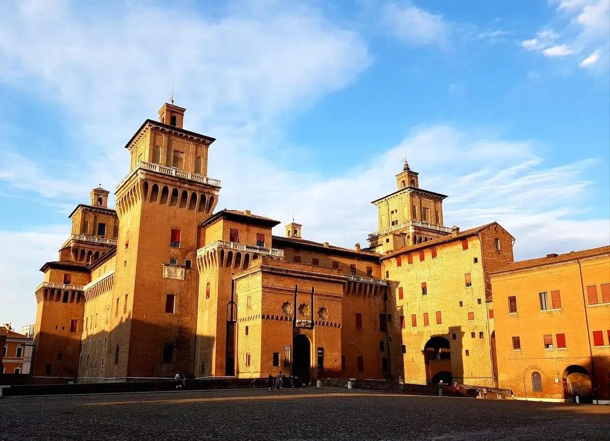 Ferrara in un weekend