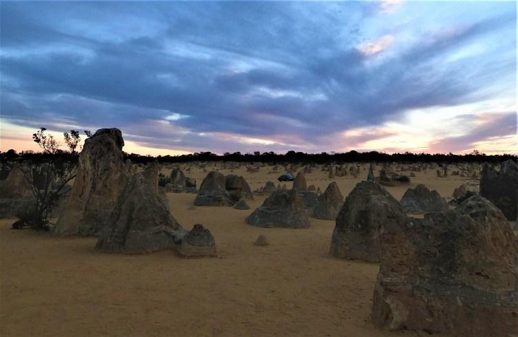 Deserto dei Pinnacoli
