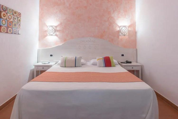 Le camere del Galanias Hotel & Retreat