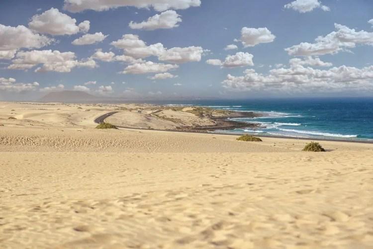 10 cose da fare alle Canarie: Dune di Corralejo, Fuerteventura