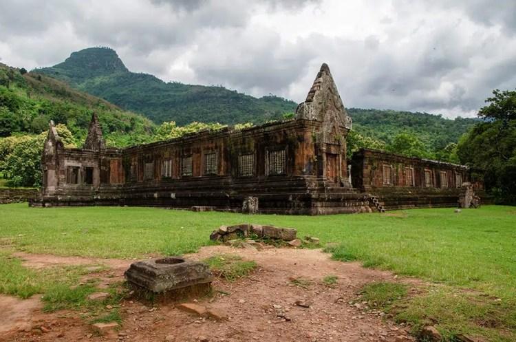 il tempio di Champasak