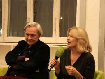 Fotoalbum dell'incontro dell'8 feb 2019 nel Goethe‐Institut di Roma