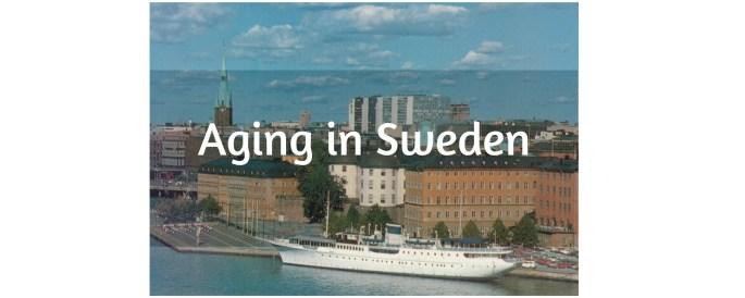 Aging in Sweden - Mälardrottningen in Stockholm