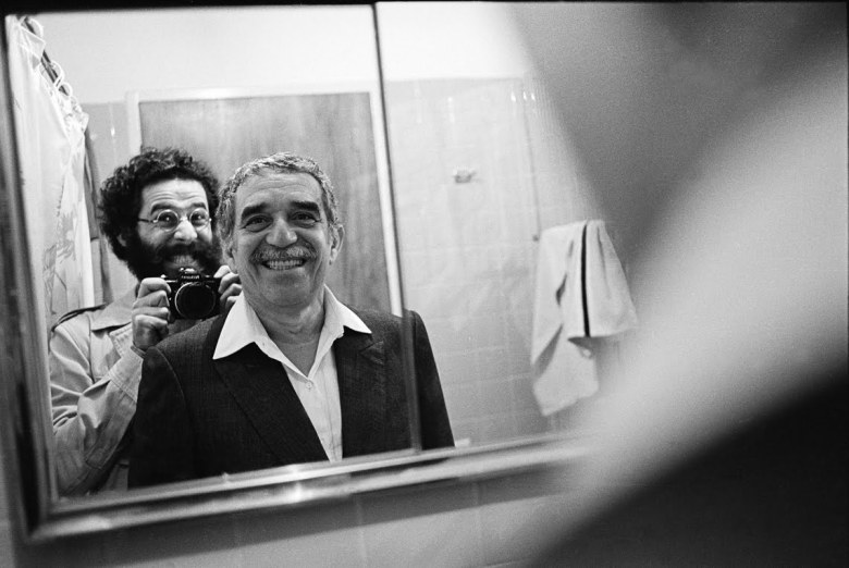 Vasco Szinetar & Gabriel García Márquez, Caracas,1982 Gabriel García Márquez e il cinema